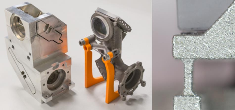 3D printing of flexures