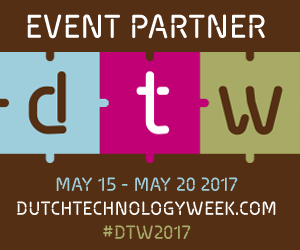 Deelname Dutch Technology Week