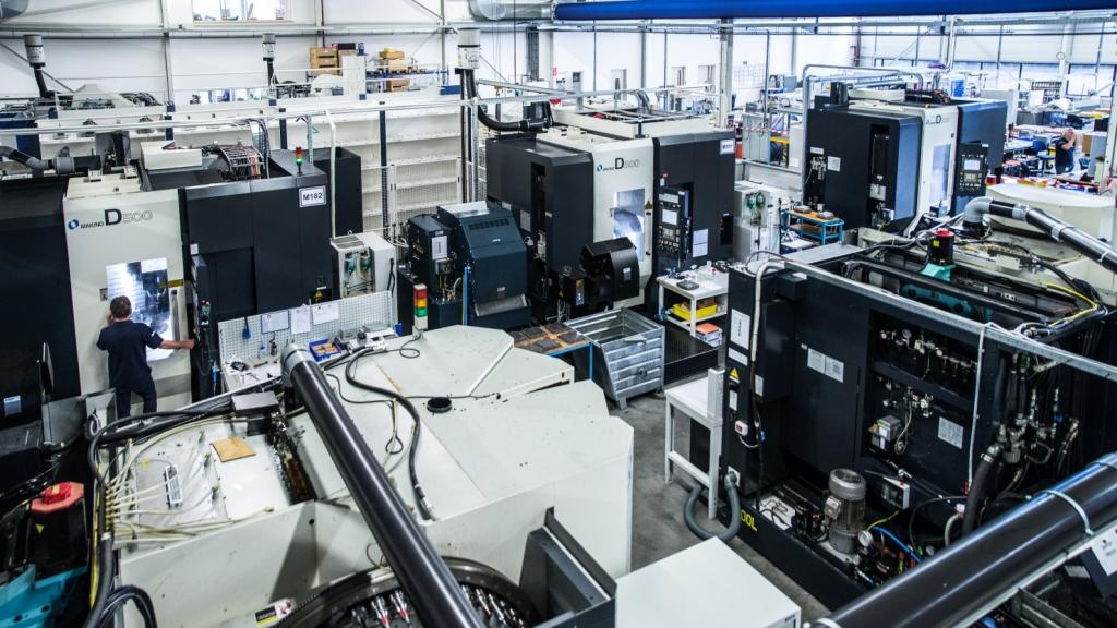Ultra-precision machining at a unique level