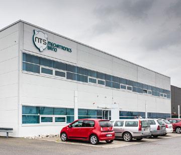 NTS Mechatronics Brno