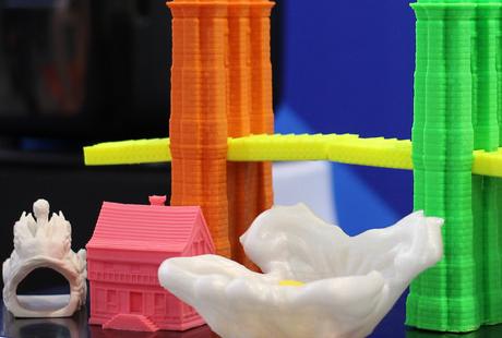 3D: Plastics