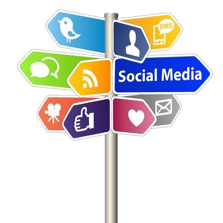 ZZP en social media? Leer van de grote jongens!