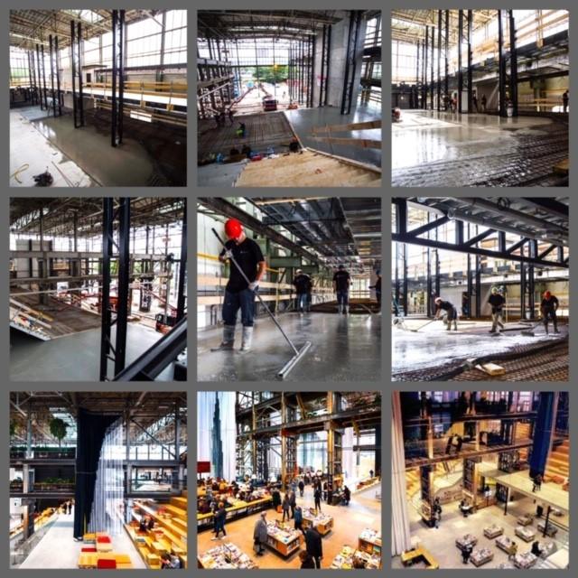 Renovatie Lochal Tilburg