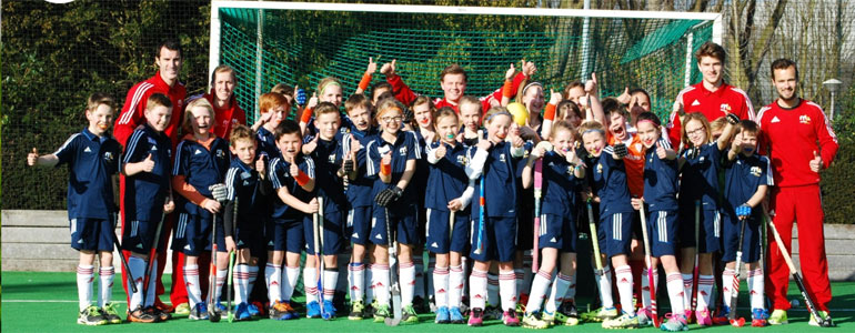 SIMAPE Sponsor Marcel Balkestein Hockeyschool