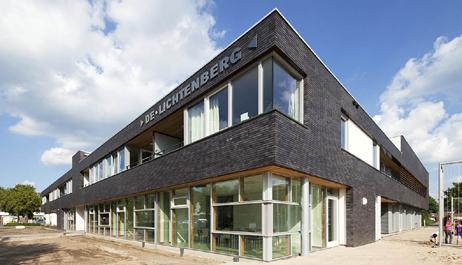 Opening wijkcentrum De Lichtenberg