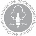 zilveren duurzaamheid keurmerk 2014