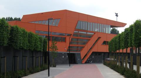 Opening Eef Kamerbeek Atletiekcentrum  Eindhoven