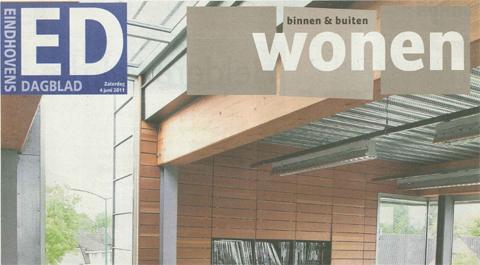 In ED Architectuur recensie door ChrisManders van  nieuw Kantoor Spierings & Swart