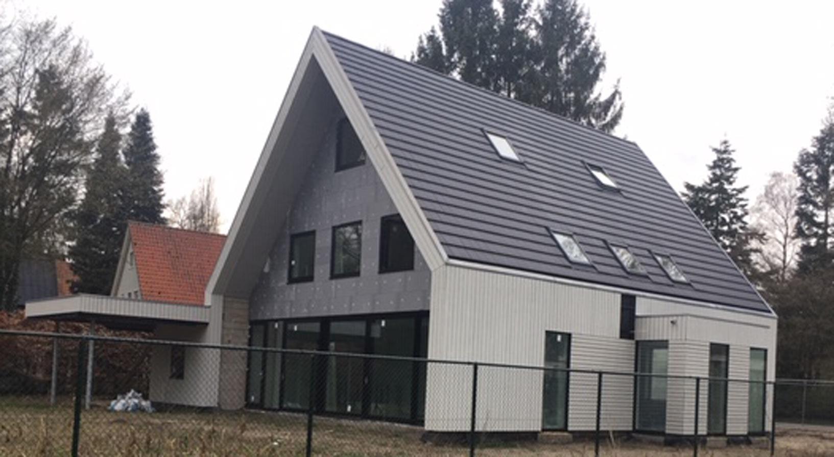 Schuttersbosch Hazenloop Eindhoven bijna gereed