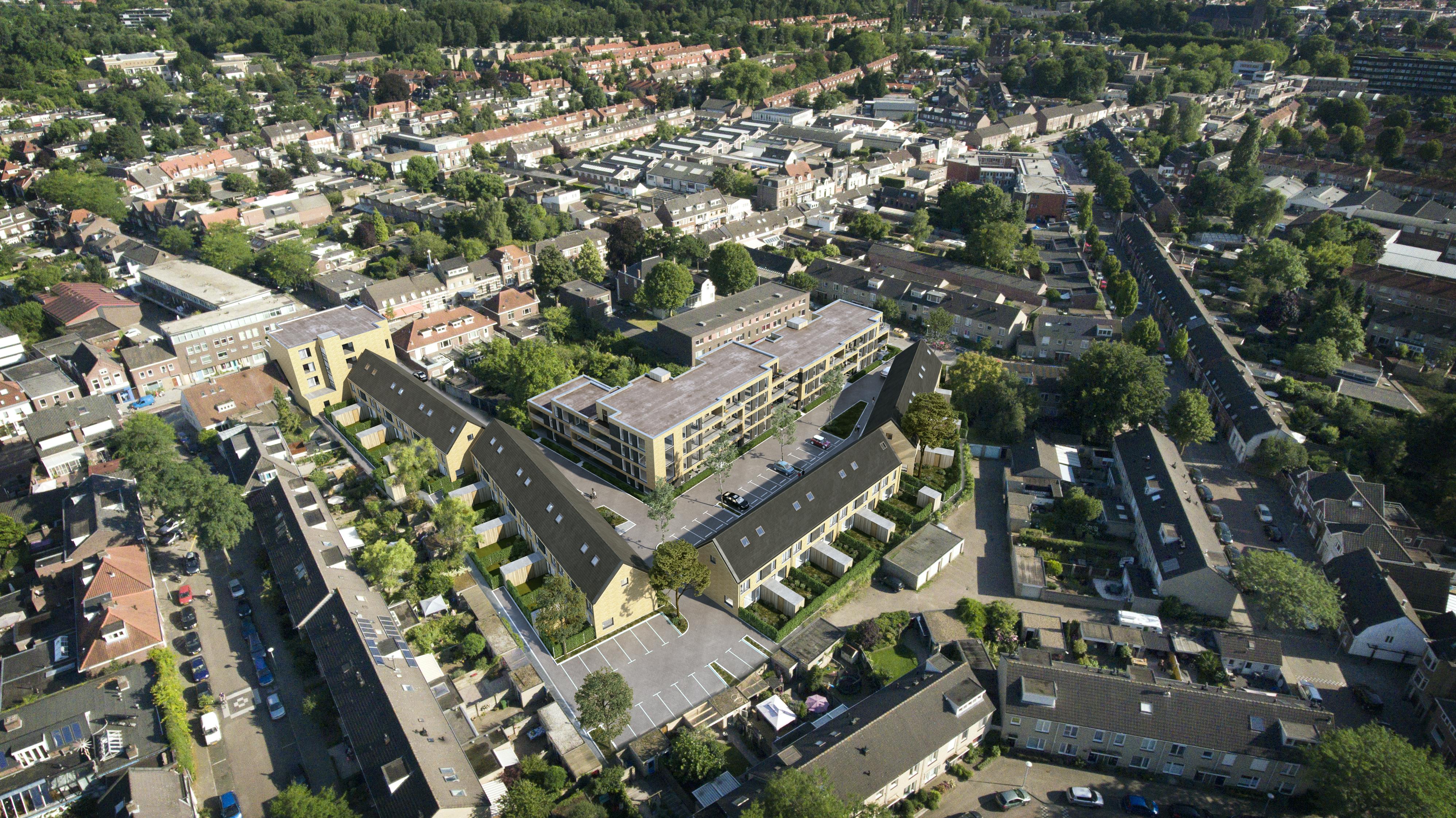 plan hooghwerf Eindhoven in de verkoop