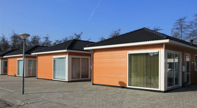 3 bungalows