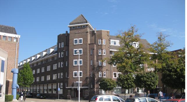 DonBosco gebouw studentencomplex