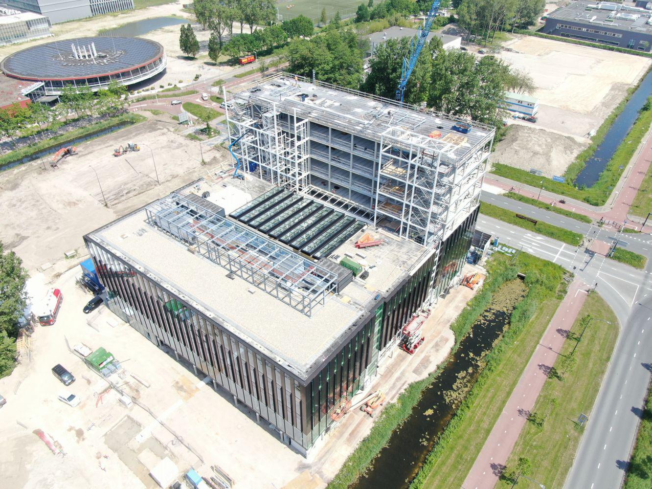Mijlpalen Plus Ultra Leiden en Plus Ultra Groningen