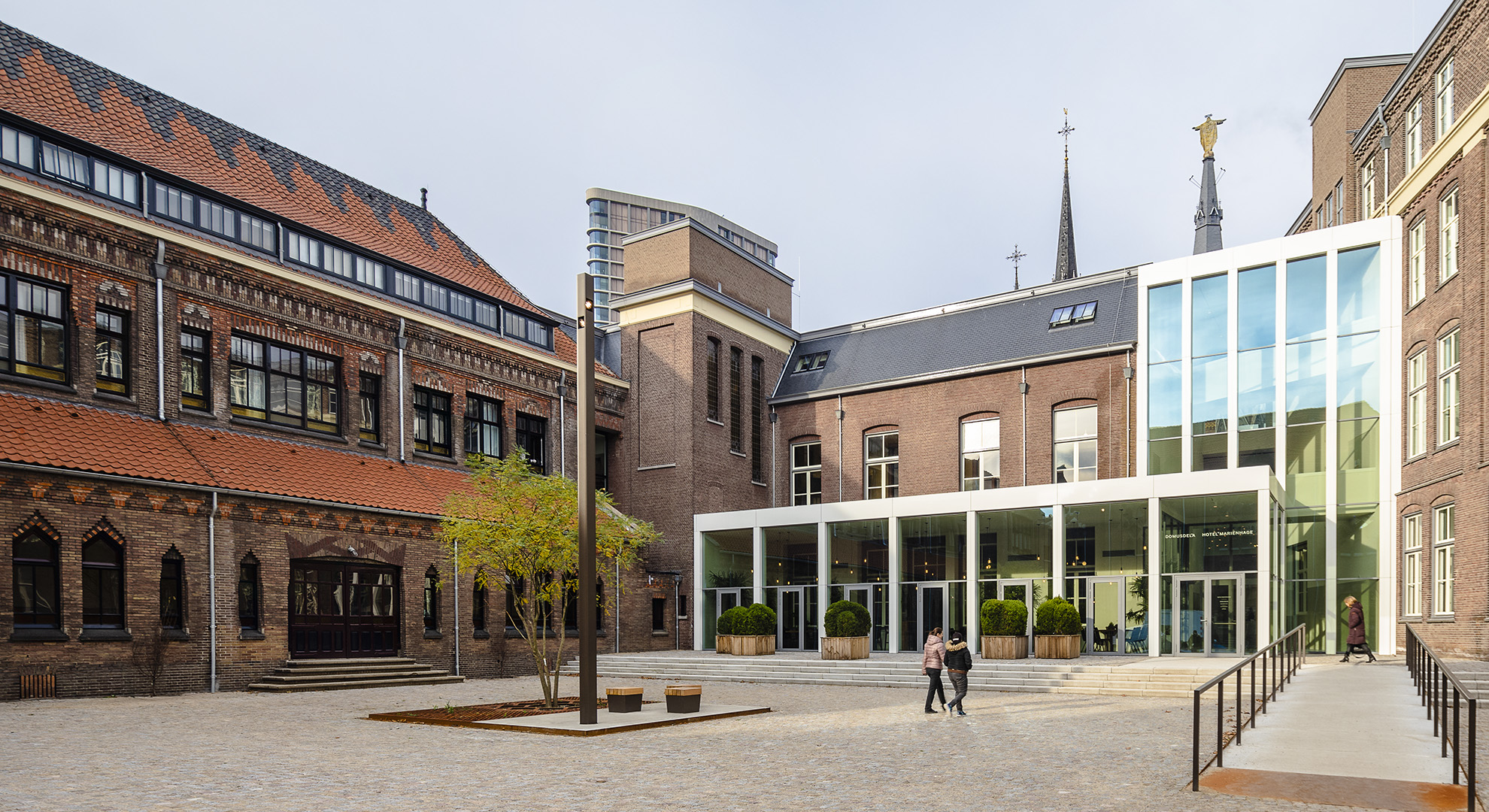 Genomineerd voor BNA Beste gebouw van het Jaar 2020