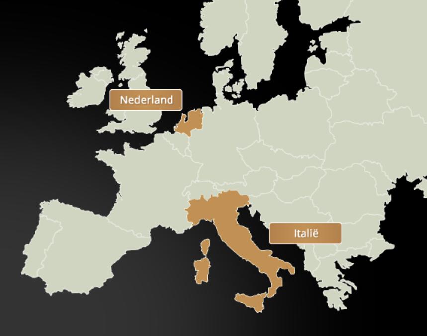 Nederland-----Italie