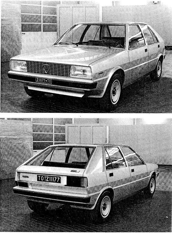 Lancia-Delta-prototype