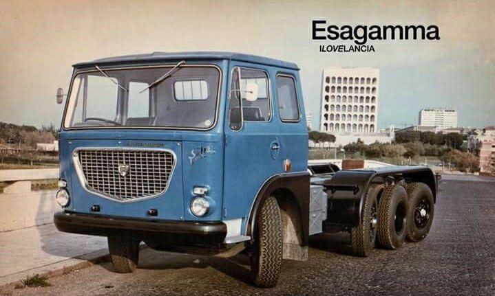 Lancia-Esagamma