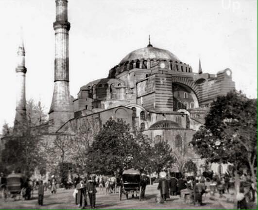 Ayasofya-Istanbul