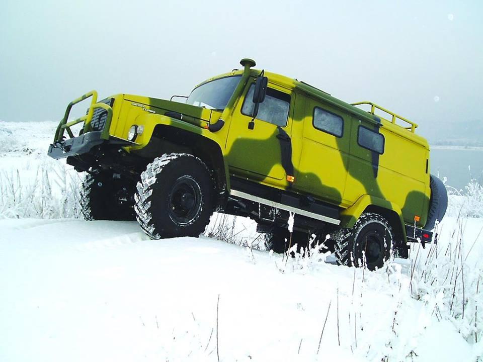 GAZ-330811-4X4-1