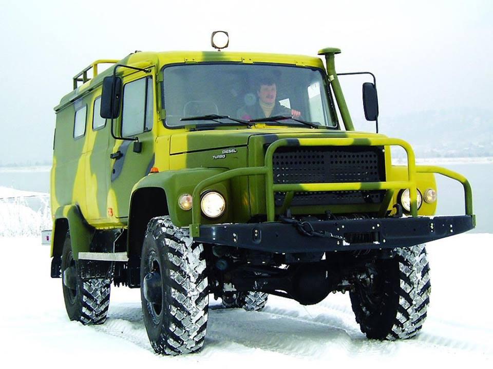 GAZ-330811-4X4-2