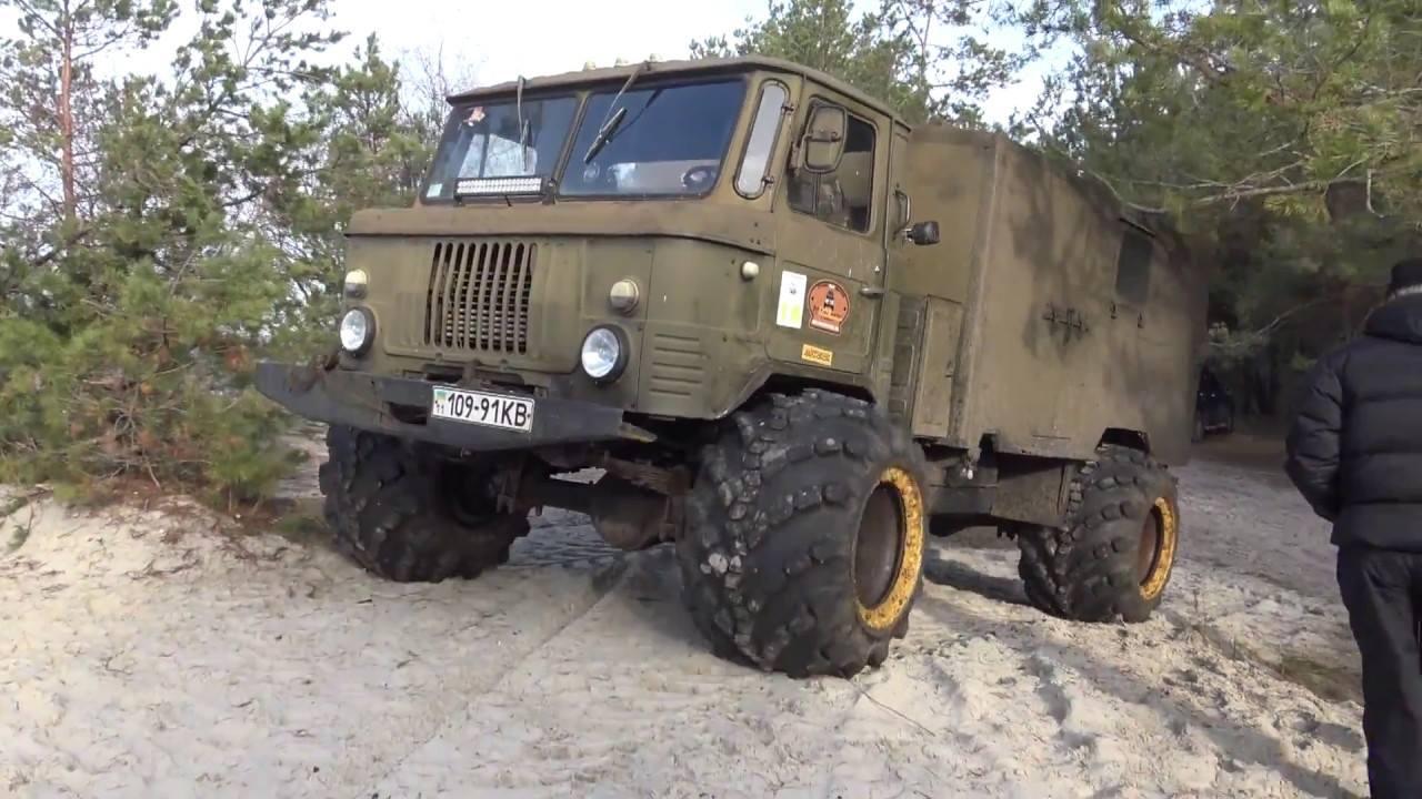GAZ-66---4X4