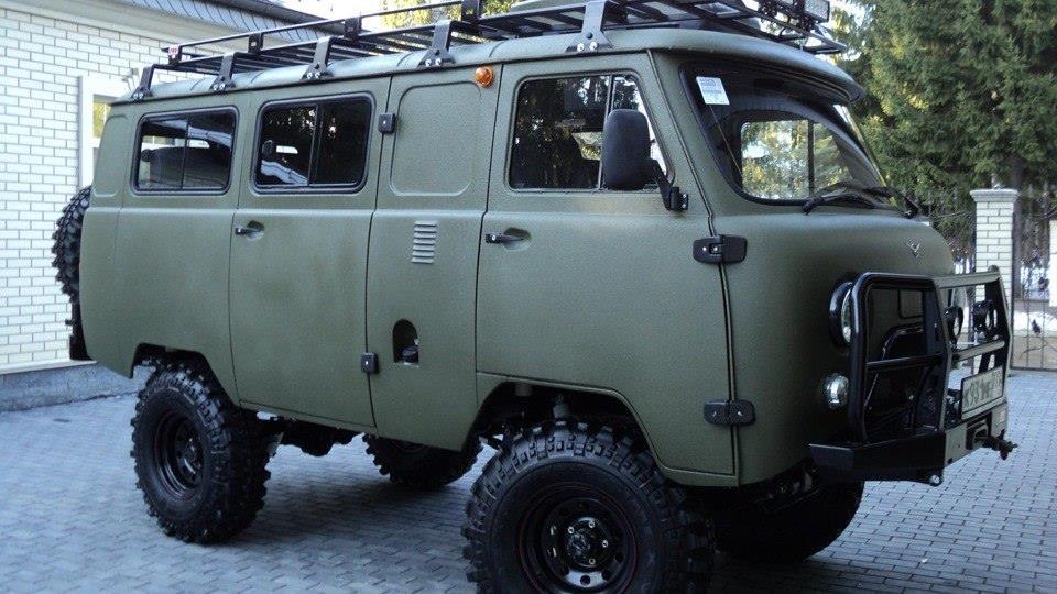 UAZ-Van-4X4