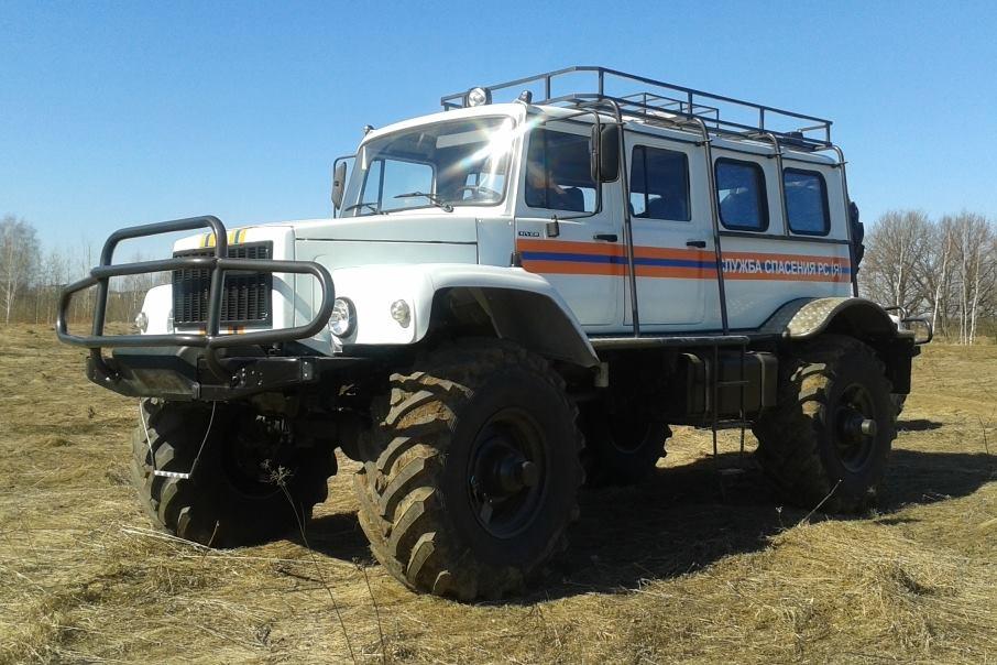 GAZ-Custom