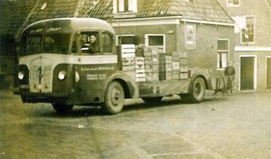 Kromhout-Ex-Touringcar