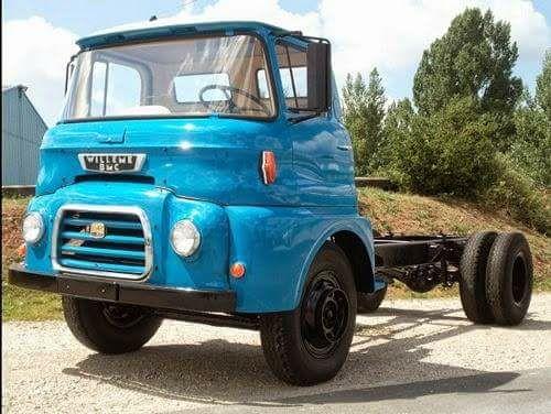 Willeme-_-Austin-BMC--1954
