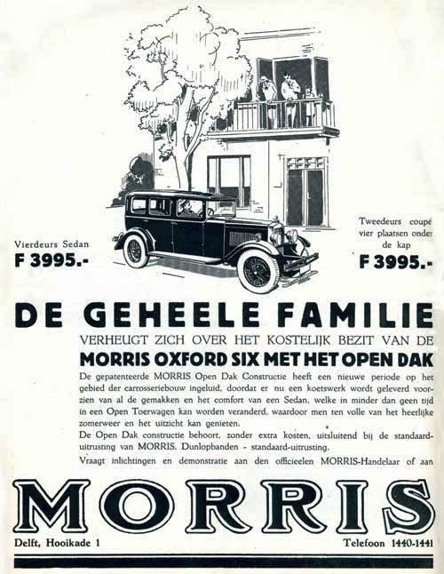 Morris-Six