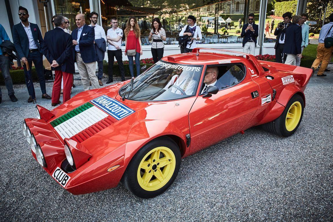 Lancia-Rallye