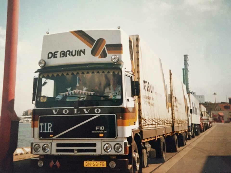 Volvo-Topsleeper