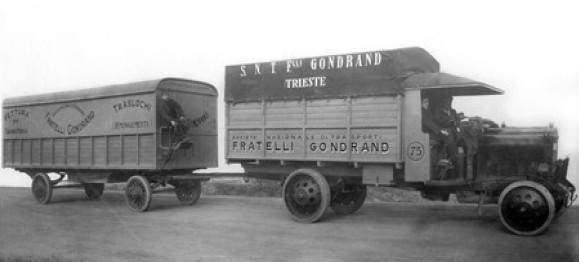Gondrand-Trieste