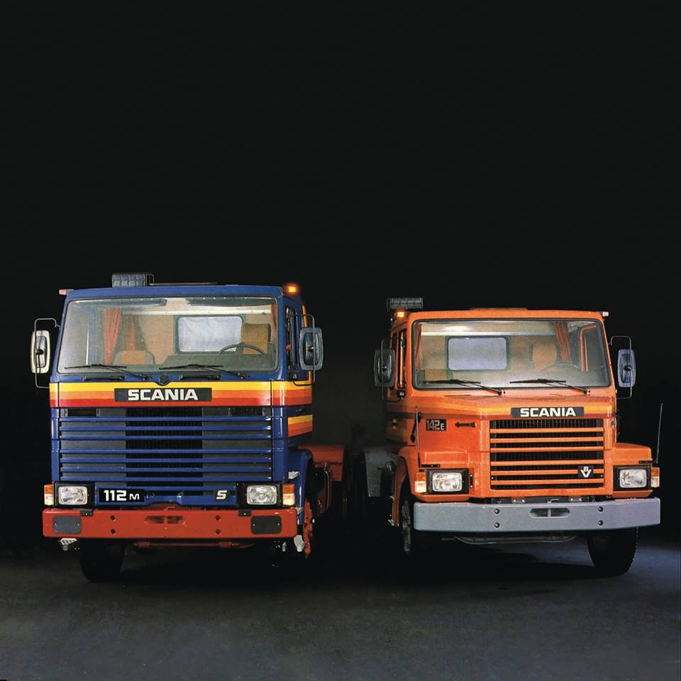 Scania-Folder