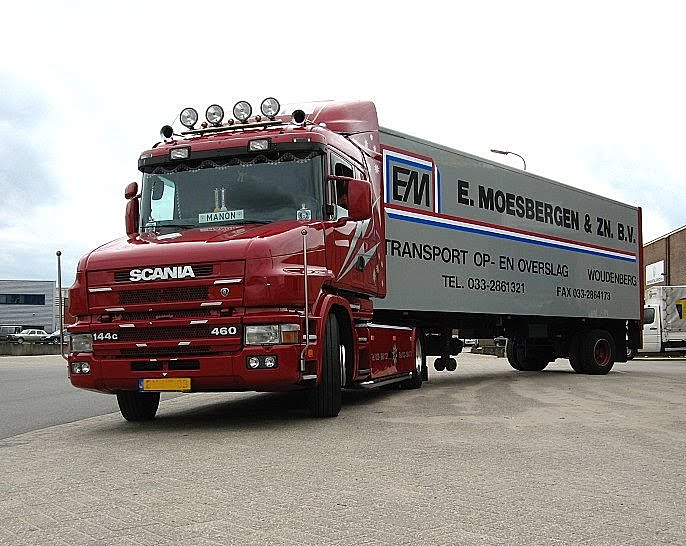 Scania-Torpedo