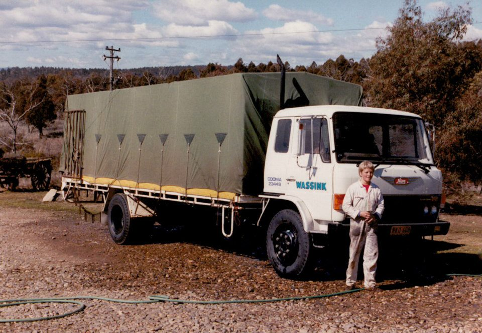 2-Patrick-Wassink-with-Hino-8-ton-truck