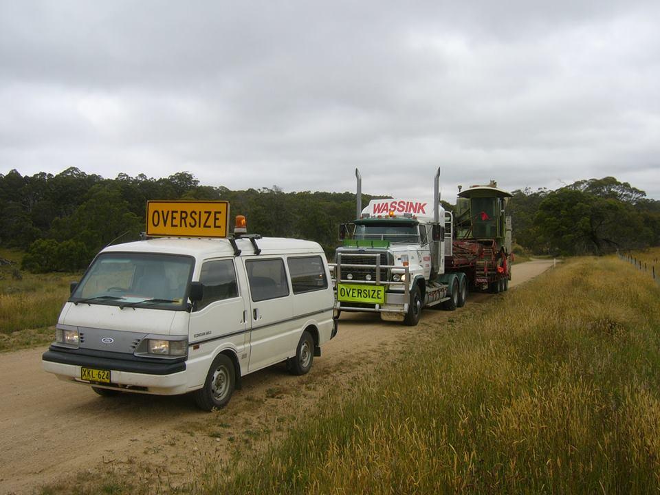 Harvester-from-Newcastle-to-Myola-in-Nimmitabel