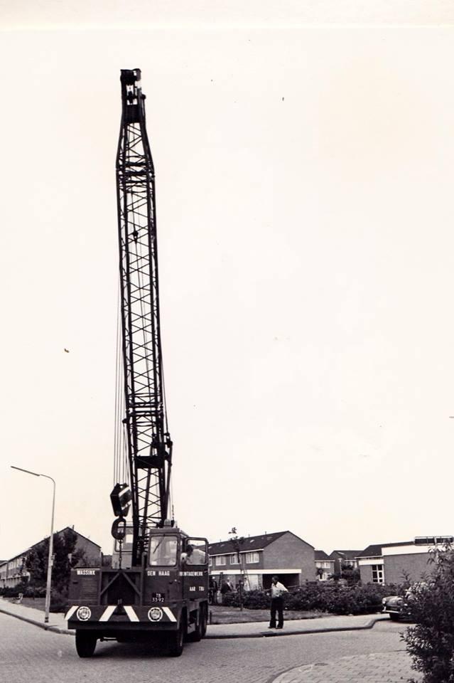Coles-crane