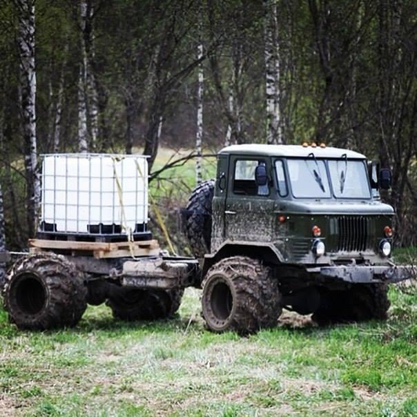 GAZ---66-4X4