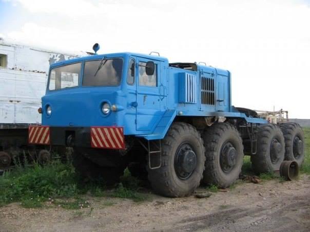 MAZ-537-8x8