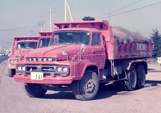 Isuzu-TXD-Dump-1968