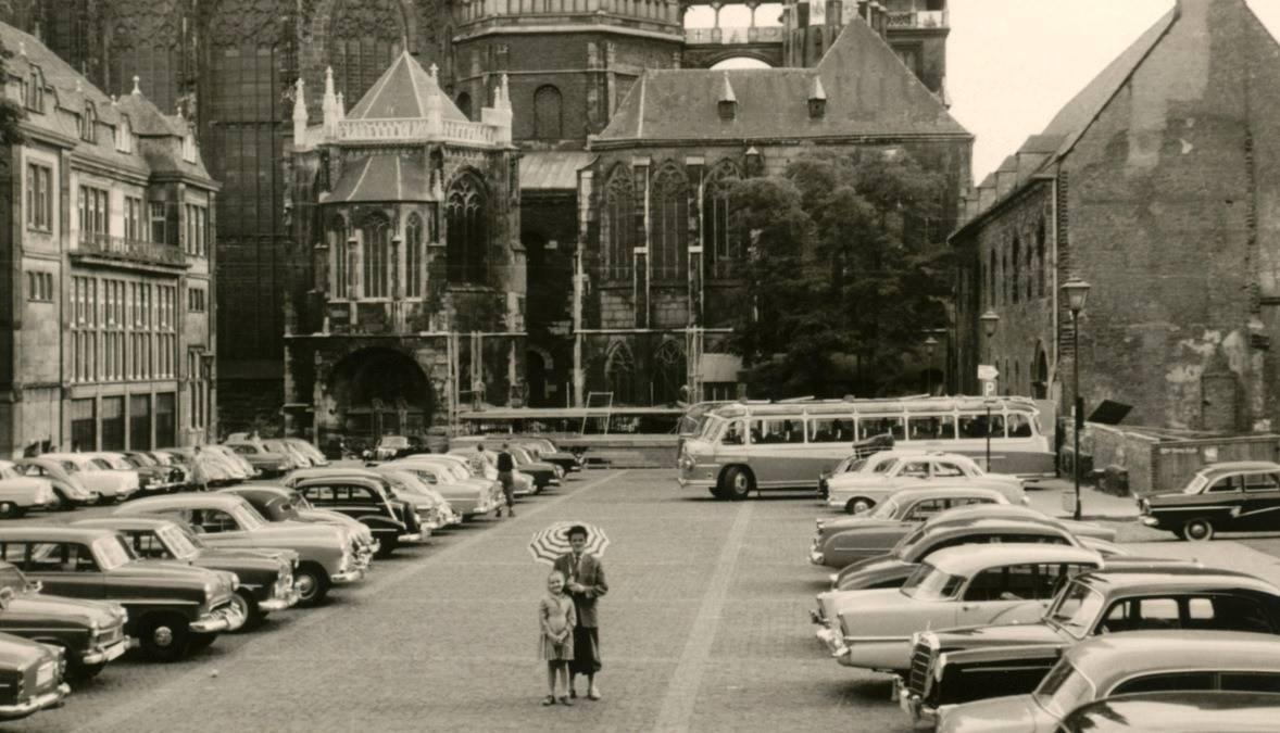 1959-Aachen-Katschhof