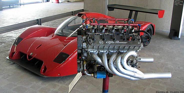 Alfa-Romeo-SE-048-SP-Sport-Prototipo-1991