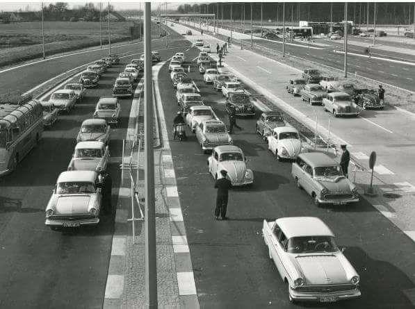 Grensovergang-bergh-autoweg