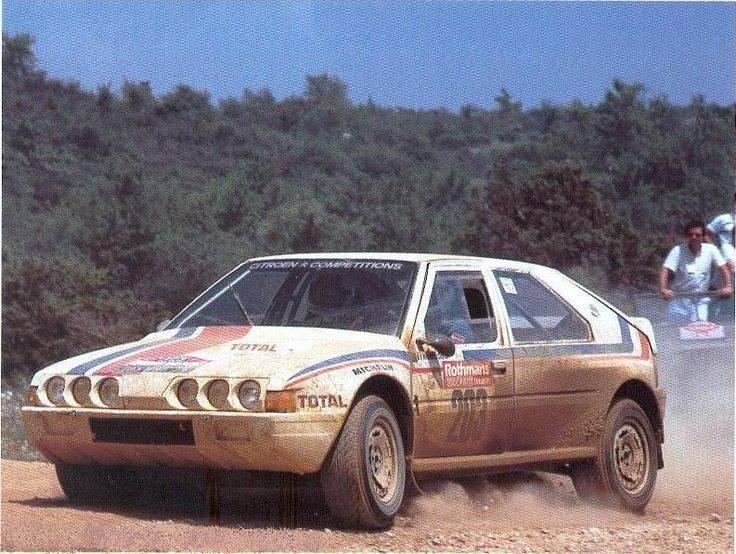 Citroen-BX-Rally