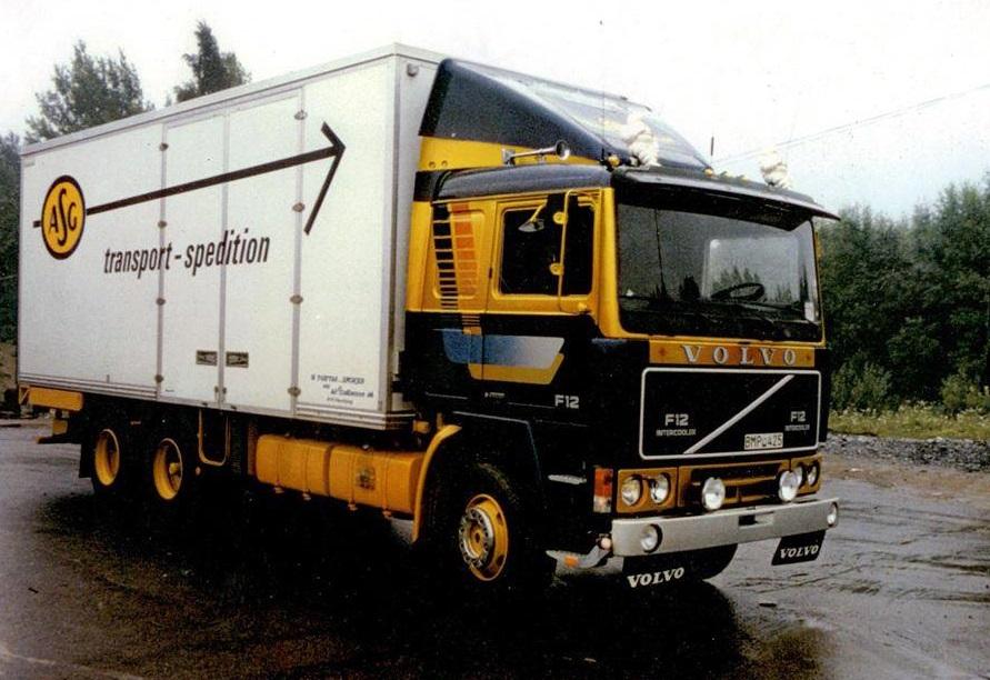 Volvo-Intercooler-F-12-6X2