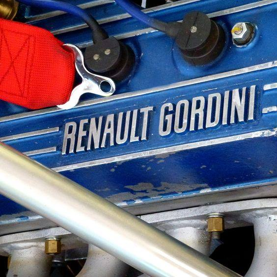Renault-Gordini-engine