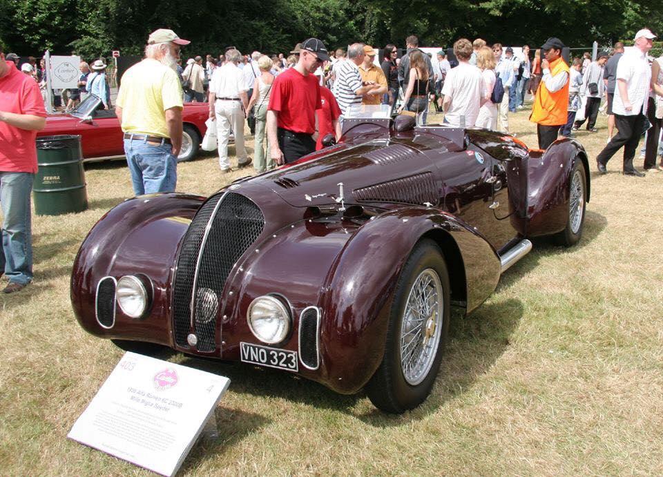 Alfa-Romeo-6C-2300B-Mille-Miglia-Spider---1938