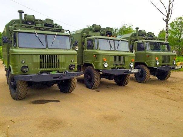 GAZ-66-4x4