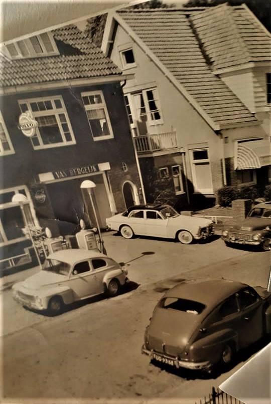 Garage-Van-Bergeijk-Volvo-dealer-Molenweg